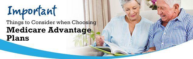 How to Choose a Medicare Advantage Plan