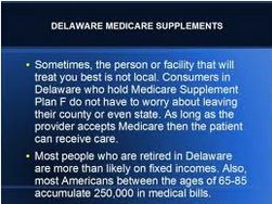 Delaware Medicare Supplement Plans - Delaware Medigap Plans