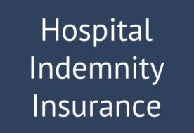 Hospital Indemnity Providers