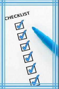 Medicare Checklist