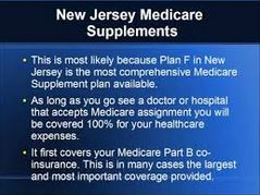 Medigap Plans in NJ